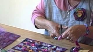 getlinkyoutube.com-Recycling Fabric Scraps With Bondaweb