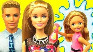 Barbie ve Ken Yemeğe Çıkıyor! - 1. Bölüm