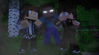 getlinkyoutube.com-Minecraft: A Casa do Herobrine !! #01 (Horror Map Minecraft)