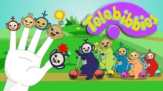 getlinkyoutube.com-TELEBABIES Finger Family | Happy Kids Song