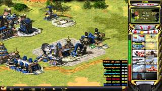 Red alert 2 Yuri's Revenge Gameplay (part 1/2)
