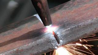 getlinkyoutube.com-how to cut with a torch. oxygen acetylene welding cutting torch