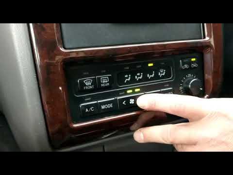 5 скоростей климата Toyota Corona Premio
