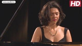 getlinkyoutube.com-Khatia Buniatishvili  - Liszt / Schubert Ständchen - Verbier Festival