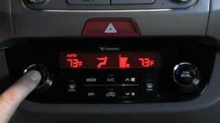 getlinkyoutube.com-Dennis KIA - Sportage Climate Control