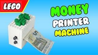 getlinkyoutube.com-LEGO Money Printer Machine Trick
