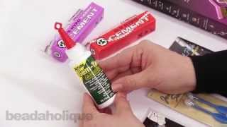 getlinkyoutube.com-What type of Glue to use for your Rhinestone Project