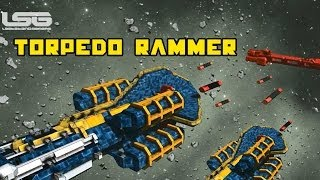 getlinkyoutube.com-Space Engineers - Is Ramming Really That Effective ? Assembling A Fleet Part 4