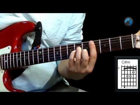 C.A.G.E.D - Am (aula t�cnica de guitarra)