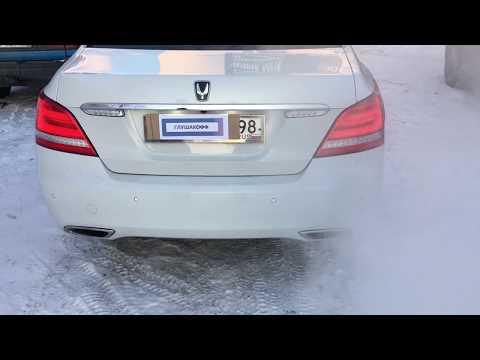 Тюнинг выхлопа с дистанционными заслонками Hyundai Equus 5.0 V8