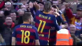 getlinkyoutube.com-Ray Hudson's call on Lionel Messi's goal vs. Atlético Madrid 2016-01-30