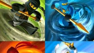 getlinkyoutube.com-Lego Ninjago All Of The Songs