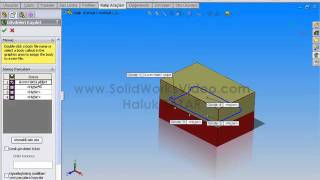 getlinkyoutube.com-SolidWorks Maçalı Kalıp Uygulama