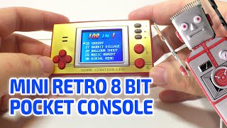 getlinkyoutube.com-MINI RETRO POCKET GAMES CONSOLE!