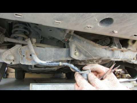 Без денег! Самостоятельный ремонт задней подвески HONDA CRV