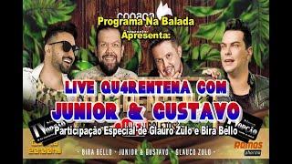 Na Balada Live Junior e Gustavo