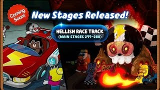 getlinkyoutube.com-LINE Rangers : Stage Cleared 277-288 (HELLISH RACE TRACK)