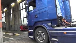 getlinkyoutube.com-Gebr. van Duyn Scania R500 v8