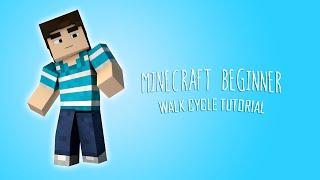 getlinkyoutube.com-2k Special // Beginner Minecraft Walk Cycle Tutorial [CINEMA 4D]