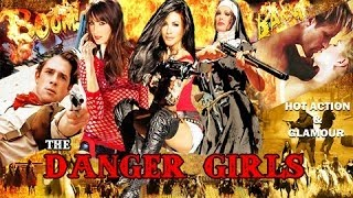 The Danger Girls - Full Hollywood Super Dubbed Hindi Action Thriller Film - HD Latest Movie 2016