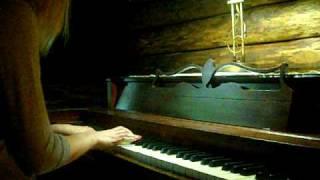 getlinkyoutube.com-Ben Folds - The Luckiest  (Piano Cover)