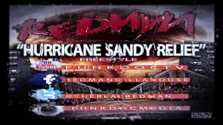 Redman - Hurricane Sandy Relief Freestyle
