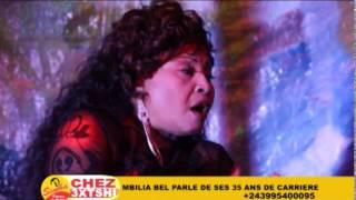 getlinkyoutube.com-MBILIA BEL PARLE DE SES 35 ANS DE CARRIERE CHEZ 3XTSHI