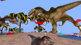 getlinkyoutube.com-Spore Galactic Adventures Video  Dinosaurs