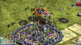getlinkyoutube.com-elite1 under attack: Maxed Orbital Hammer level 3