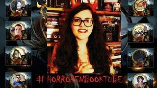 #HorrorEnBooktube recomienda libros de terror | Vikinga Lectora