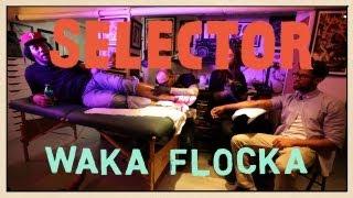 Waka Flocka - Pitchfork Freestyle