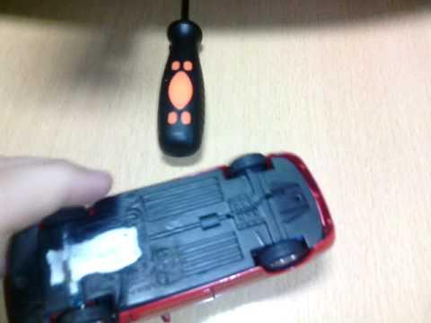 Как затонировать модель автомобиля