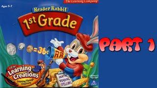 getlinkyoutube.com-Whoa, I Remember: Reader Rabbit Personalized 1st Grade: Part 1