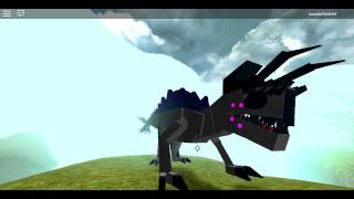 getlinkyoutube.com-Dinosaur Simulator- The Megavore!