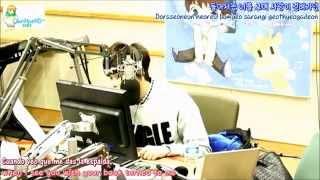 getlinkyoutube.com-141016 Live 사랑이 떠나다 (She's gone) Ryeowook @ KTR || Hangul - Rom - ENG - ESP subs
