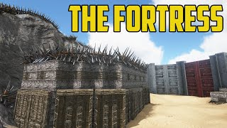 getlinkyoutube.com-The Fortress! ARK Survival Evolved Ep.1 The Journey Begins!
