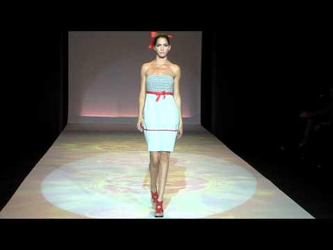 By Lu (Primera Pasarela Profesional de la Moda y la Estética de Tenerife)