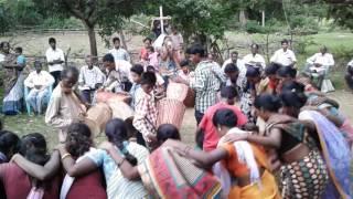 Adivasi karma dance 2016 July from Simdega