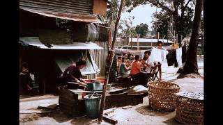 Vietnamese Boat People & Pulau Bidong Refugees Camp