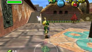 Majora's Mask Real 60fps Gameplay