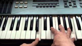getlinkyoutube.com-How to play High Hopes on piano - Kodaline