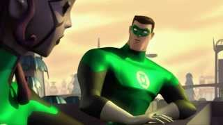 getlinkyoutube.com-Green Lantern - Iolande