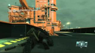 MGSV:TPP(FOB) fully leveled Command Platform perfect stealth infiltration