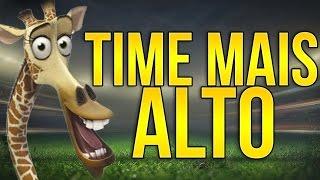 TIME MAIS ALTO DO FIFA 15 Ultimate Team