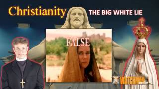 getlinkyoutube.com-How white people changed the Identity of biblical characters from black to white. Pure deception!