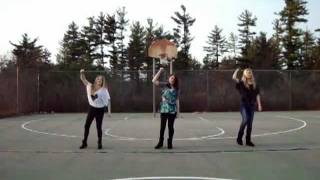 """getlinkyoutube.com-Kelly Clarkson """"What Doesn't Kill You (Stronger)"""" Dance Submission"""