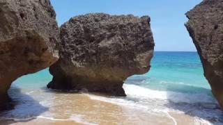 getlinkyoutube.com-Survival Beach Sea Cave Puerto Rico