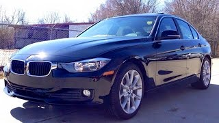 getlinkyoutube.com-2015 BMW 320i Sport Full Review, Start Up, Exhaust