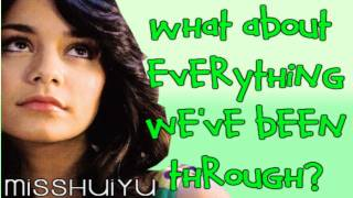 getlinkyoutube.com-Vanessa Hudgens - Gotta go my own way (Lyrics+DL)