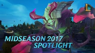League of Legends - Midseason 2017 Spotlight